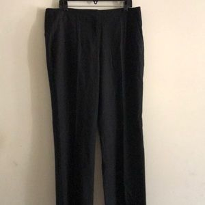 Black Signature Talbots Pants/ Trousers